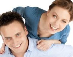 junges Paar bei HAI-Workshop